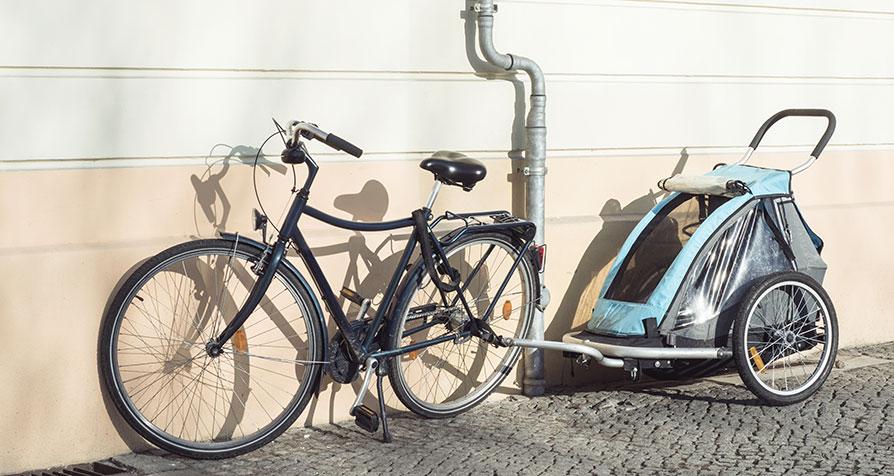 Bygg din egen cykelvagn – Thules extratjänst